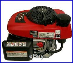 (9) Engines GCV 190 Honda 6hp Over Head Cam Motor 7/8 x 1-7/8 Vertical Shaft