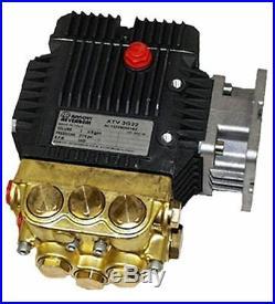 AR Annovi Reverberi PUMP XTV3G22D-F7 3 GPM 2200 PSI FITS 3/4 GAS ENGINE SHAFT