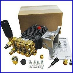 AR North America SXMV4G40-PKG 4.0 GPM Hollow Shaft Gas Engine Pump Package, 1