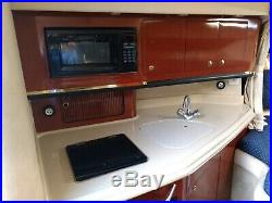 Amberjack 290 Upgraded MPI Seacore Engines 227 Hrs! New Upholstery Trailer Inc