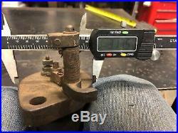 Antique Hit Miss Gas Engine Igniter Rare Horizonal Vertical Side Shaft Unknown