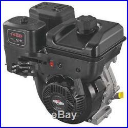 BRIGGS & STRATTON 19N132-0055-F1 Gas Engine, 3750 rpm, 2.77 in. Shaft L