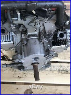 BRIGGS and STRATTON 17 HP Twin VERTICAL SHAFT 42A707 ENGINE