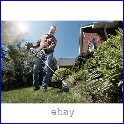 Black Max 26cc 2-Cycle Gas Engine Straight Shaft String Trimmer