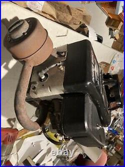Briggs 9hp Powerbuilt Vertical Shaft Engine