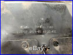Briggs And Stratton 12 HP Engine Vertical Shaft Single Cylinder 283707 0101-01
