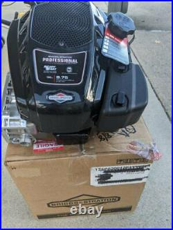 Briggs & Stratton 125P02-0012-F1 8.75 GT Vertical Shaft Engine