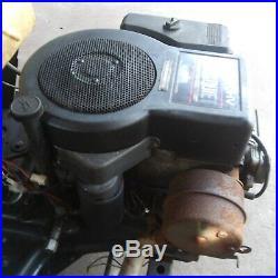 Briggs & Stratton 14.5 OHV Engine VERTICAL SHAFT COMPLETE Model 287707 0225 01