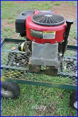 Briggs & Stratton 15 HP Vertical Shaft Mower Engine Motor 311777