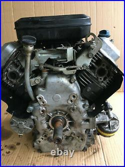 Briggs & Stratton 16HP Vanguard 303447 Horizontal Shaft Motor Engine Cub Cadet