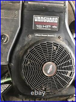 Briggs & Stratton 16 Hp Single Cylinder Vertical Shaft Engine
