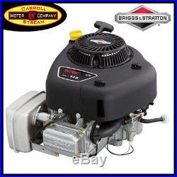 Briggs & Stratton 17.5 HP Vertical Shaft INTEK OHV Small Gas Engine 31R976-0016