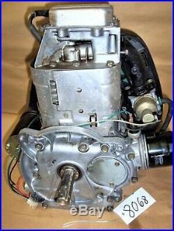 Briggs & Stratton 17hp Vertical Shaft ENGINE White Outdoor Zero Turn Cub Cadet