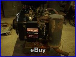 Briggs & Stratton 18 hp HORIZONTAL SHAFT ELECTRIC SRART