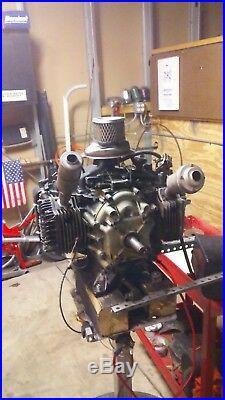 Briggs & Stratton 18 hp horizontal shaft