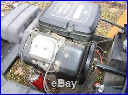 Briggs & Stratton 20hp V-Twin Horizontal Shaft ENGINE Woods 6180