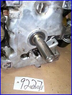 Briggs & Stratton 20hp Vanguard Vertical Shaft ENGINE 567 Hrs. Snapper ZT2050