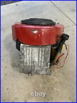 Briggs & Stratton 20hp Vanguard Vertical Shaft ENGINE Model 351777