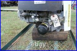 Briggs & Stratton 21 HP Vertical Shaft Engine Motor 331977