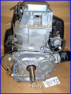 Briggs & Stratton 21hp Vertical Shaft ENGINE 331877 White Outdoor Cub Cadet