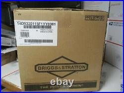 Briggs & Stratton 223 CC Vertical Shaft Engine 14d932-0115-f1 New Fast Shipping