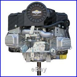 Briggs & Stratton 27 HP Small Gas Vertical Shaft Engine 49T877-0004-G1 Zero Turn