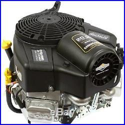 Briggs & Stratton 40T876-0009-G1 20 GHP Vertical Shaft Commercial Engine 1 x 3-5