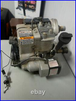 Briggs & Stratton 5hp Side Shaft Engine with Electric Start
