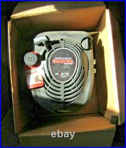 Briggs & Stratton 6.75 HP QUANTUM ENGINE- NEW IN OPEN BOX- Vertical Shaft