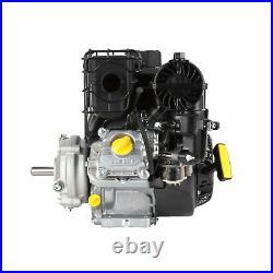 Briggs & Stratton Engine 6.5 GHP Horizontal Shaft Commercial Engine Model 12V35