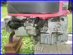 Briggs Stratton IC 17.5 HP Vertical Shaft Mower Engine Motor 31C707