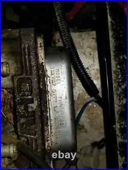 Briggs Stratton IC 17.5 HP Vertical Shaft Mower Engine Motor 31x707 Craftsman