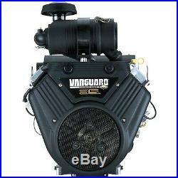 Briggs & Stratton Vanguard Horizontal V-Twin 993cc Engine 4in. L x 1 1/8in. Shaft