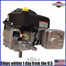Briggs & Stratton Vertical Shaft 17.5 HP INTEK OHV Engine #31R976-0016