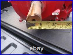 Briggs & Stratton Vintage Nos 8hp I/C Horizontal Shaft Engine Gear Reduction NOS