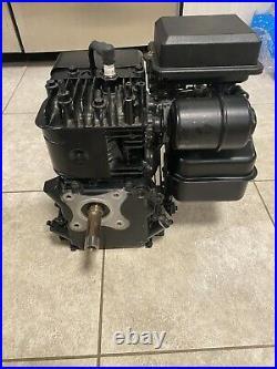 Briggs Vintage Nos 3.5hp horizontal shaft engine 3/4 crankshaft