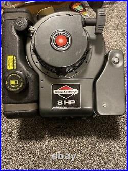 Briggs Vintage Nos 8hp Vertical Shaft Engine