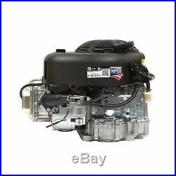 Briggs and Stratton 21R807-0072-G1 11.5 GHP Vertical Shaft Engine
