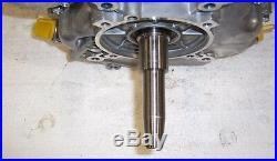 Briggs and Stratton Horizontal 15hp Vanguard 4-11/32 tapered shaft #246435-0111