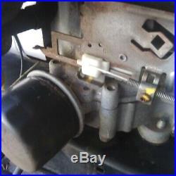 Briggs &stratton 18.5 HP Vertical Shaft Riding Mower Engine Complete 31p777