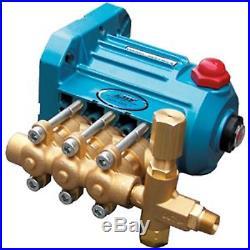CAT PUMP MODEL 2SFX30GZ PUMP 3 GPM 2500 PSI 3450 RPM Fits 3/4 GAS ENGINE SHAFT