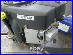 Craftsman Briggs & Stratton 24hp Good Running Engine Motor 445677 1 1/8 Shaft