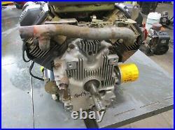 Craftsman Gt Kohler Command 22hp Good Running Engine Motor CV Cv22 1 1/8 Shaft