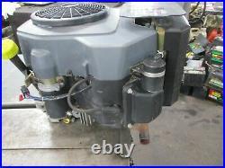 Craftsman Kohler Command 20hp Good Running Engine Motor Cv20 1 1/8 Shaft