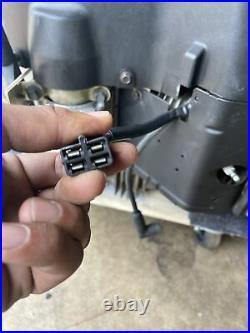 Craftsman Kohler Command 20hp Good Running Engine Motor Cv20s 1 Shaft