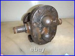 DOMESTIC SIDE SHAFT BELT DRIVEN WATER PUMP for Old Hit and Miss Gas Engine