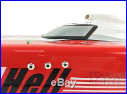 DT RC Boat G30E ARTR Glass Fiber Gas 30CC Engine Shaft Cooling Rudder Red Race