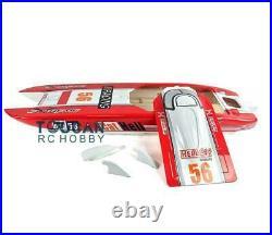 DT Red G30E RC Racing Boat ARTR Gas 30CC Engine Shaft System Fiber Glass