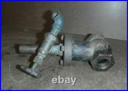 Domestic Side Shaft Engine Valve Gas Engine Motor