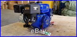 DuroMax 7hp Electric Start Gas Engine 3/4 Shaft 196cc XP7HPE Go Cart Drift Trike